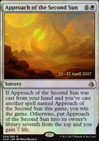Approach of the Second Sun - Prerelease