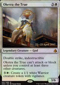 Oketra the True - Prerelease