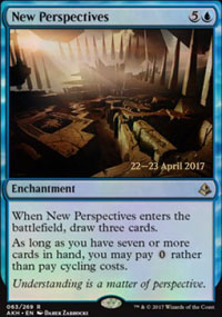 New Perspectives - Prerelease