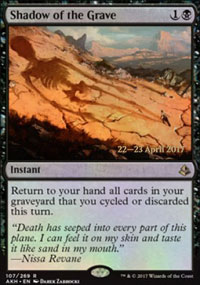 Shadow of the Grave - Prerelease