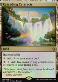 Cascading Cataracts - Prerelease