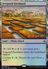 Irrigated Farmland - Prerelease