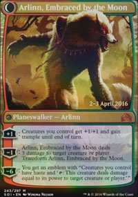 Arlinn, Embraced by the Moon - Prerelease