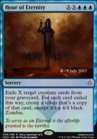 Hour of Eternity - Prerelease