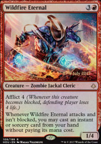 Wildfire Eternal - Prerelease