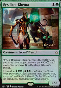 Resilient Khenra - Prerelease Promos