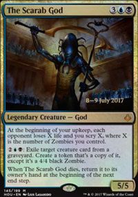 The Scarab God - Prerelease