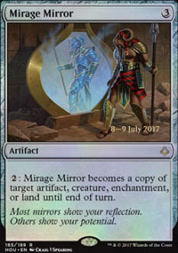 Mirage Mirror - Prerelease