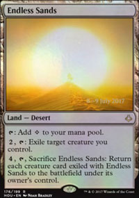 Endless Sands - Prerelease