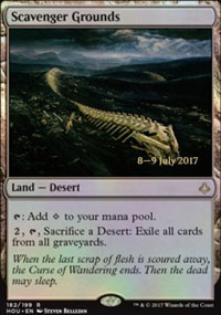 Scavenger Grounds - Prerelease