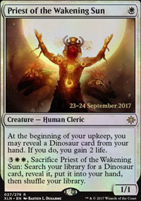 Priest of the Wakening Sun - Prerelease
