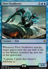 Fleet Swallower - Prerelease