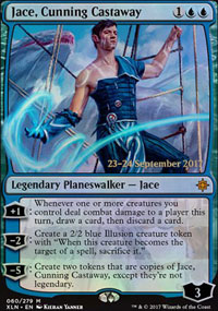 Jace, Cunning Castaway - Prerelease Promos