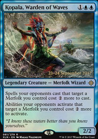 Kopala, Warden of Waves - Prerelease