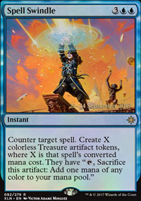 Spell Swindle - Prerelease