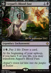 Arguel's Blood Fast - Prerelease