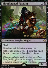 Bloodcrazed Paladin - Prerelease