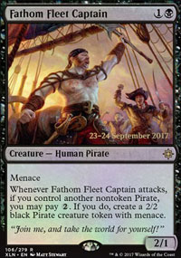 Fathom Fleet Captain - Prerelease