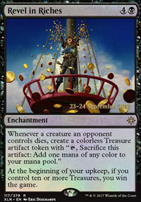 Revel in Riches - Prerelease