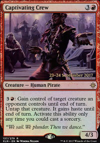Captivating Crew - Prerelease