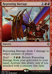 Repeating Barrage - Prerelease