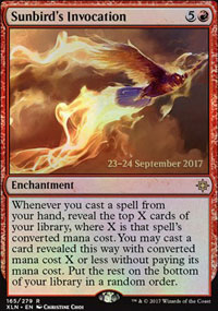 Sunbird's Invocation - Prerelease