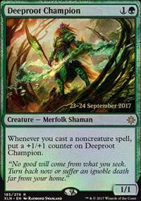 Deeproot Champion - Prerelease