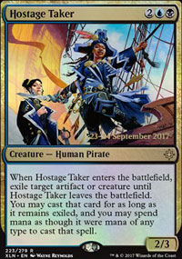 Hostage Taker - Prerelease
