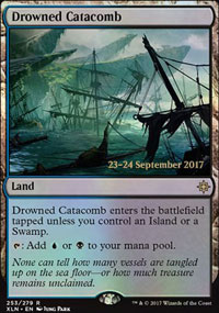 Drowned Catacomb - Prerelease