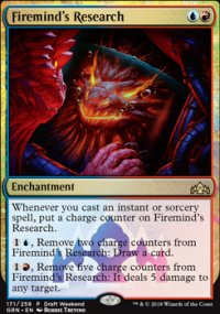 Firemind's Research - Prerelease