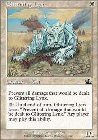 Glittering Lynx - Prophecy