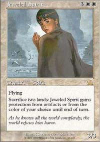 Jeweled Spirit - Prophecy