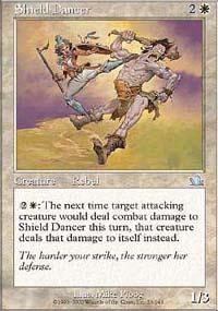 Shield Dancer - Prophecy