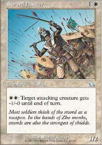 Sword Dancer - Prophecy