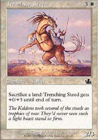 Trenching Steed - Prophecy