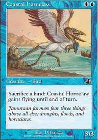 Coastal Hornclaw - Prophecy