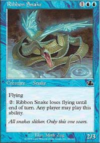 Ribbon Snake - Prophecy