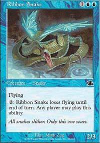 Ribbon Snake - Prophecy
