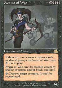 Avatar of Woe - Prophecy