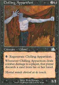 Chilling Apparition - Prophecy