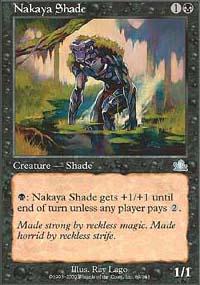 Nakaya Shade - Prophecy