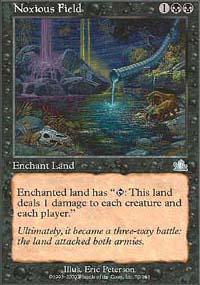 Noxious Field - Prophecy