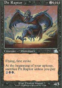 Pit Raptor - Prophecy