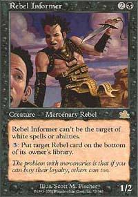 Rebel Informer - Prophecy