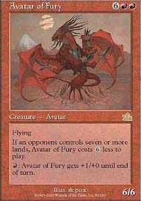Avatar of Fury - Prophecy