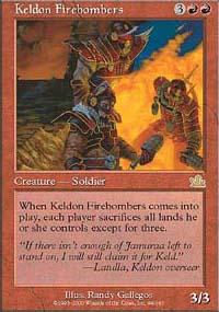 Keldon Firebombers - Prophecy