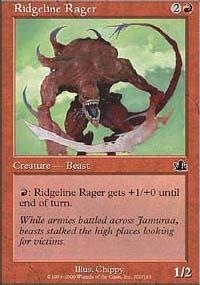 Ridgeline Rager - Prophecy
