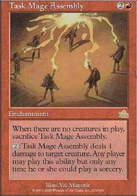 Task Mage Assembly - Prophecy