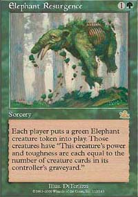 Elephant Resurgence - Prophecy