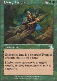 Living Terrain - Prophecy